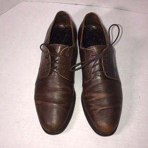 Nice Leather Coach Oxford Shoe sz.8